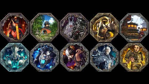 blade and soul item slots