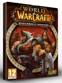 World of Warcraft: Warlords of Draenor CD-KEY US