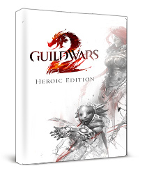 Guild Wars 2 EU cdk