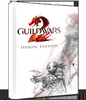 Guild Wars 2 EU cdk
