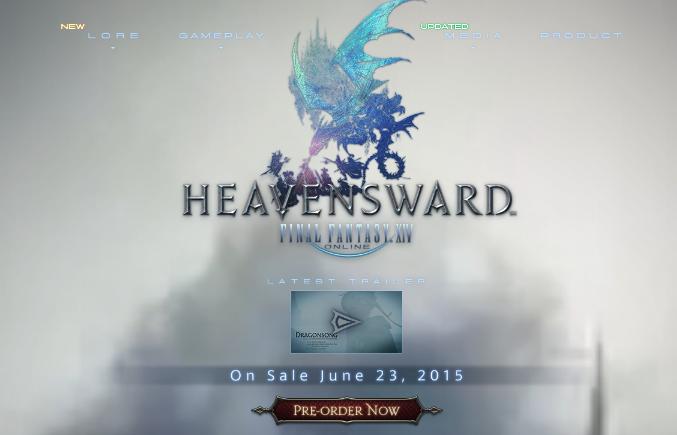 New Key Characters in FFXIV Heavensward