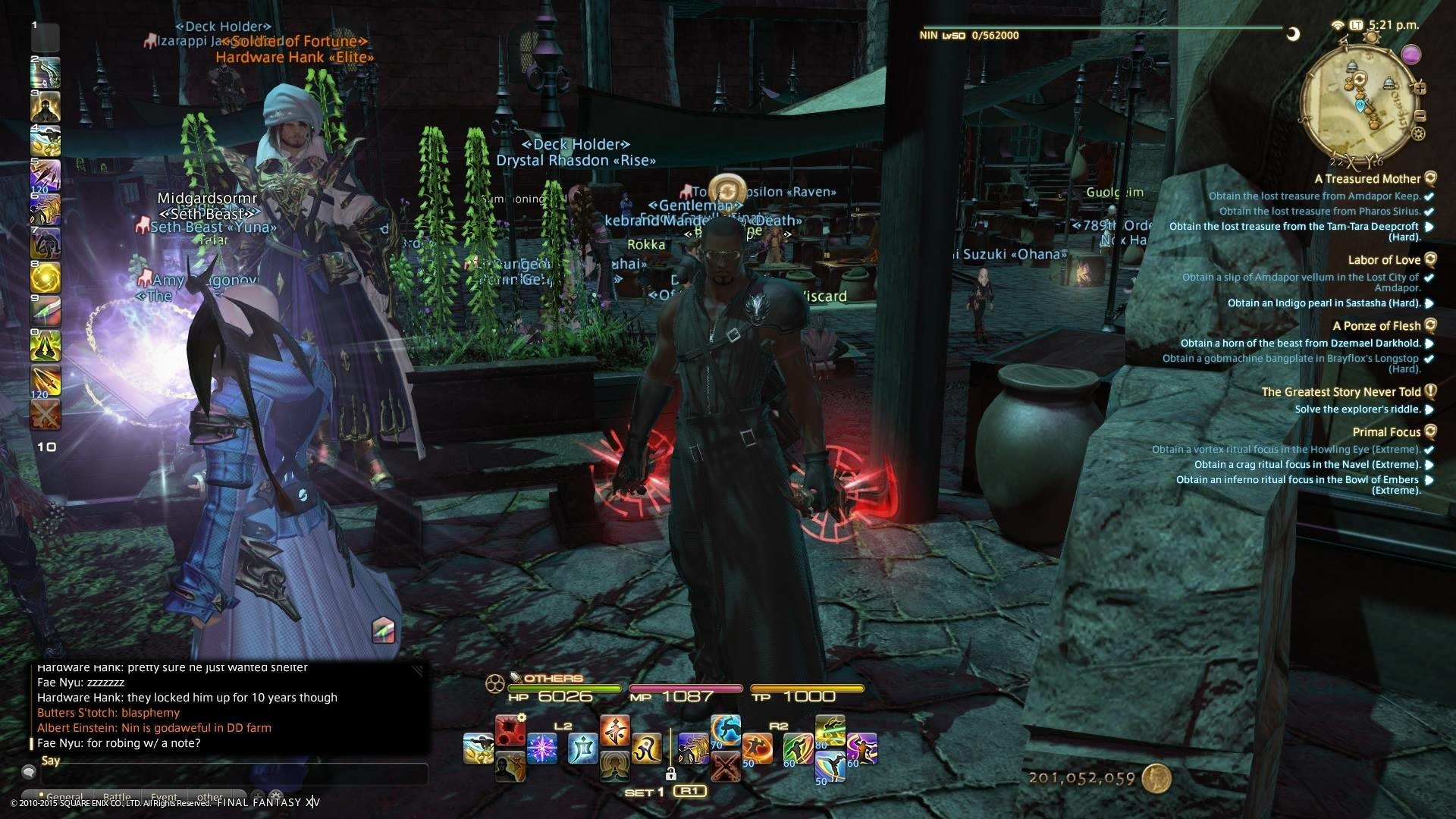 How to Farm millions of FFXIV Gil in Version 3 0 Heavensward