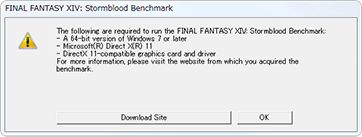 How to Run FFXIV Stormblood Benchmark on Computer
