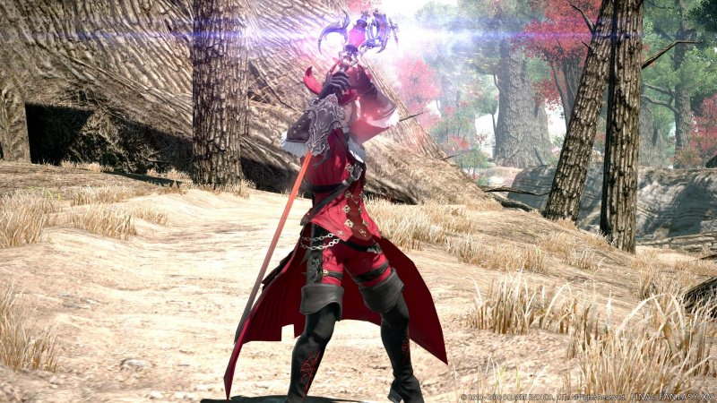 FFXIV Stormblood Red Mage