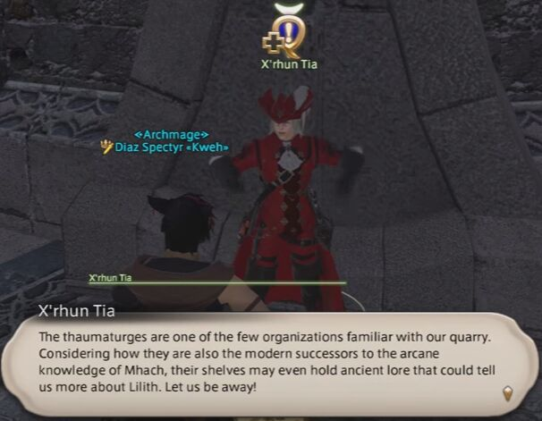 FFXIV Red Mage Quests Guide
