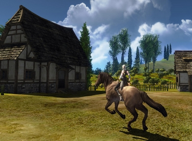 How to get free horse in ESO?
