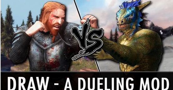 Duel MOD in the eso 2017
