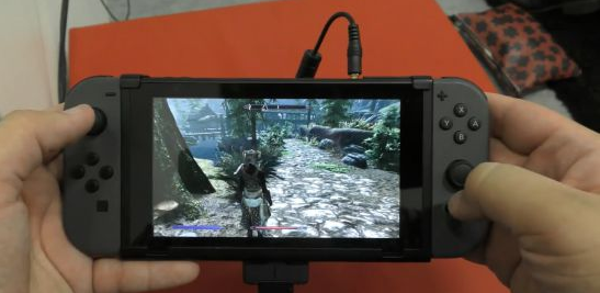 ESO Nintendo Switch version