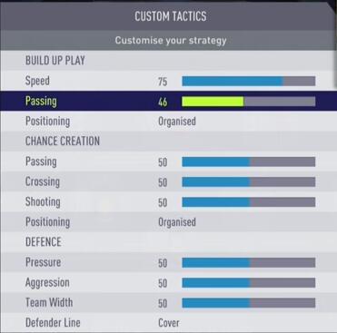 FIFA 18 Tactics Guide