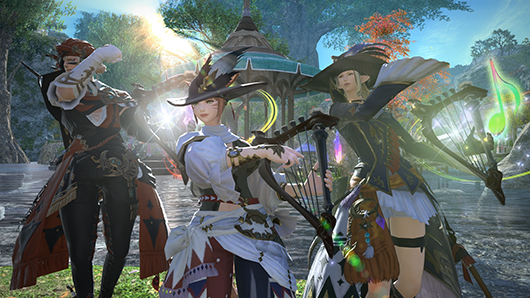 FFXIV Bard Perform Requirements and 4 15 Update Create Original Music