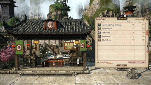 Final Fantasy XIV 4 3 Patch Notes: The Doman enclave reconstruction