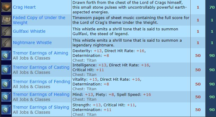 FFXIV The Navel Titan Extreme Guide