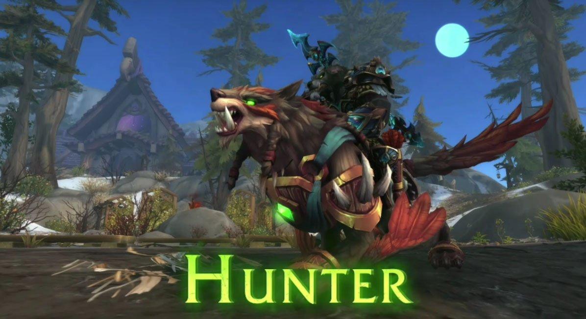 wow classic hunters
