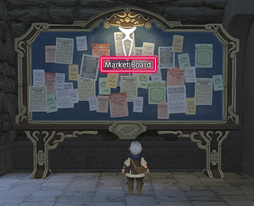 Accessing the Market Board