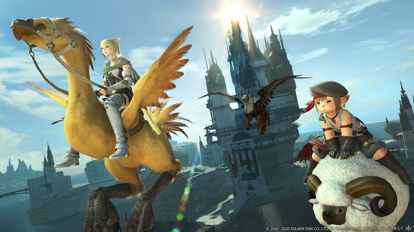 Final Fantasy XIV Free Trial
