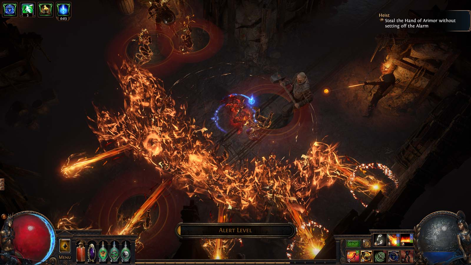 Path Of Exile Heists guide