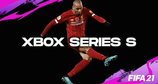 FIFA 21 XBOX SERIES S