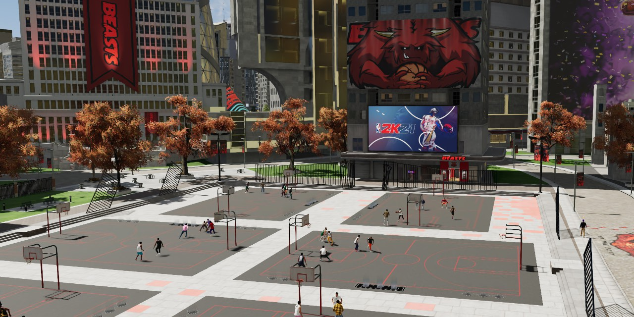 new console NBA 2K21