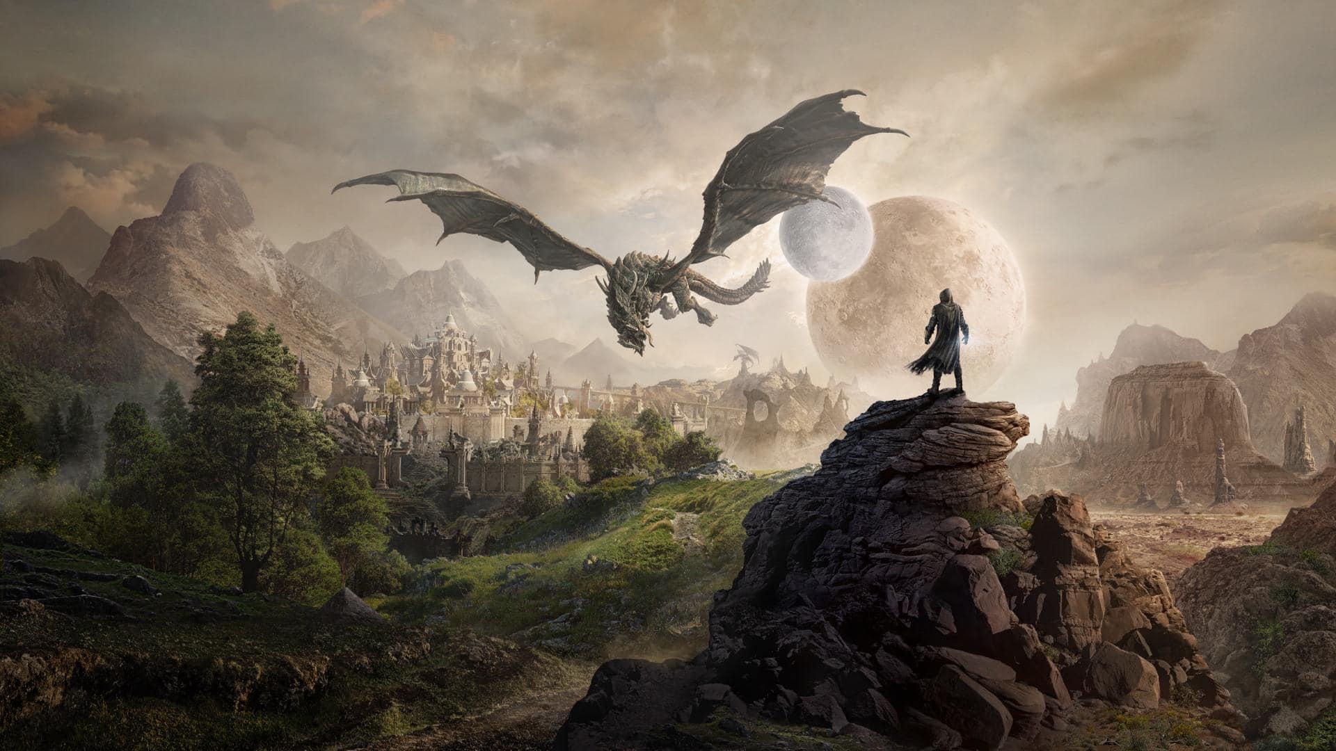 The Elder Scrolls Online story