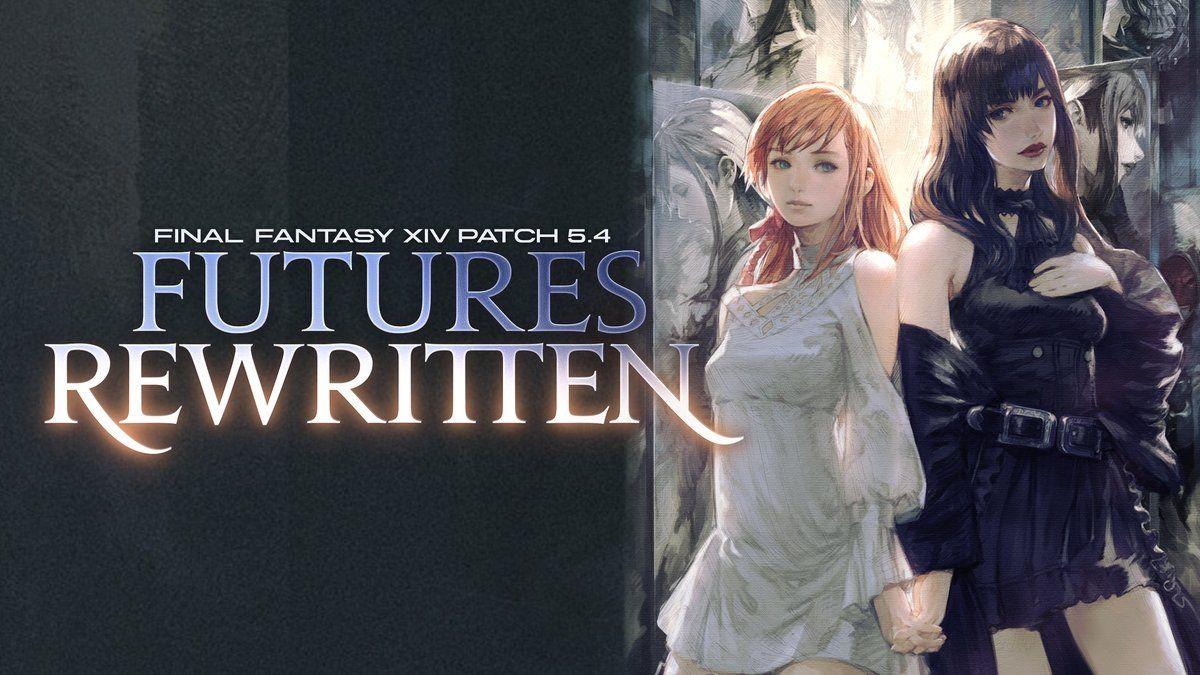 Final Fantasy XIV: Shadowbringers Patch 5.4