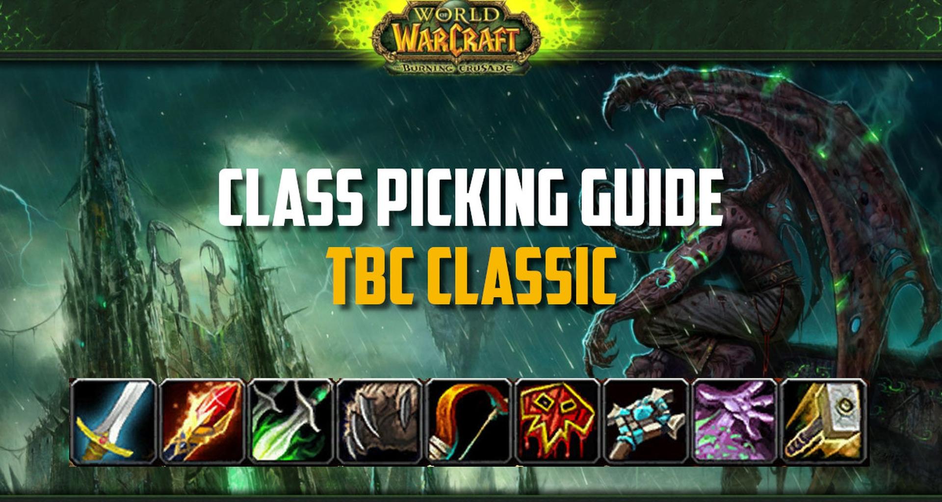 tbc classic class