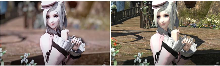 ReShade with Final Fantasy XIV