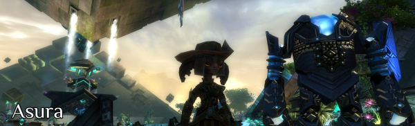 Choose the Best Race for Your Class in GuildWars2