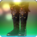 Facet Boots of Aiming(HQ)