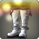 Facet Boots of Crafting(HQ)