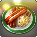 Sausage and Sauerkraut(HQ)*99