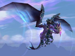 Legion Flying Unlock